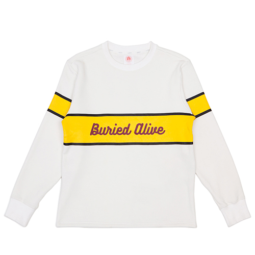 [단독30%할인] [Buried Alive] Ba Catchup Sports Sleeve_Beige