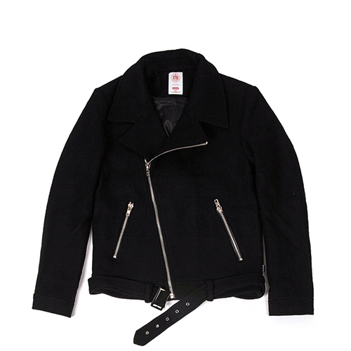 [60%OFF] [Buried Alive] Ba Mj Rider Jacket_Black